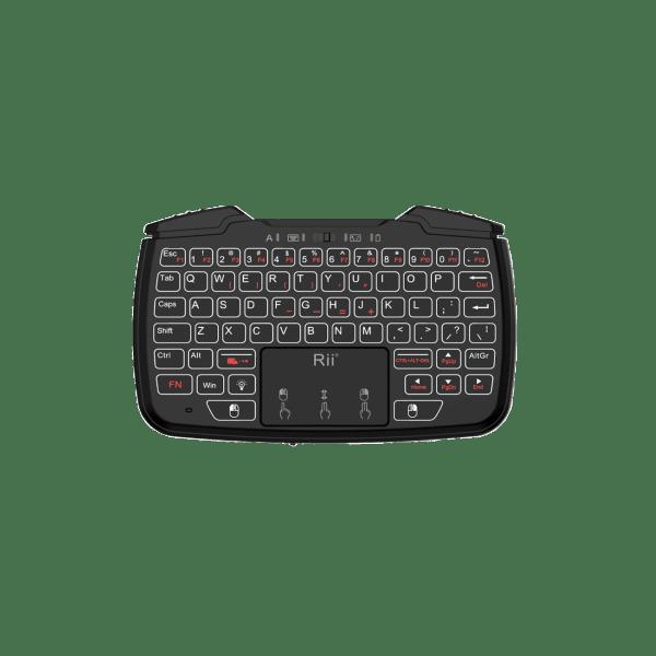 RII 2in1 Wireless Gamepad & Keyboard Combo 2