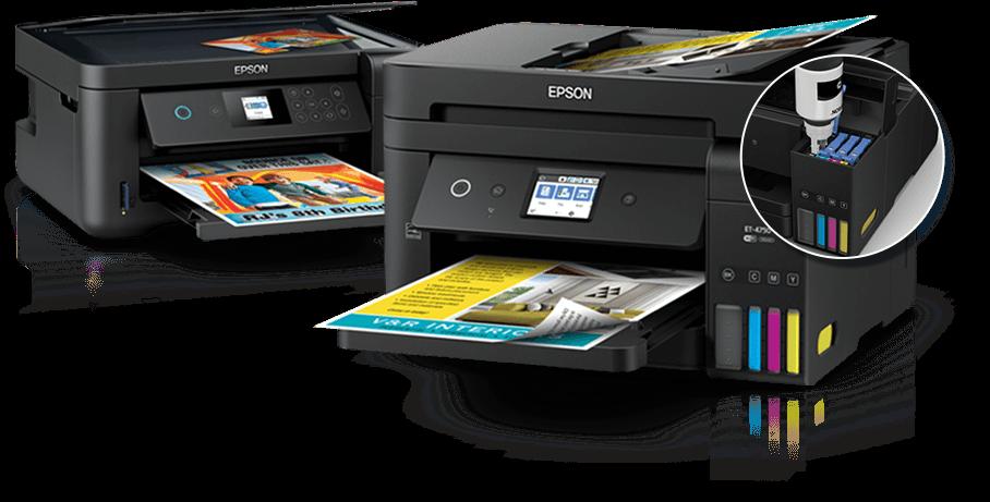 Epson Eco Tank Printers