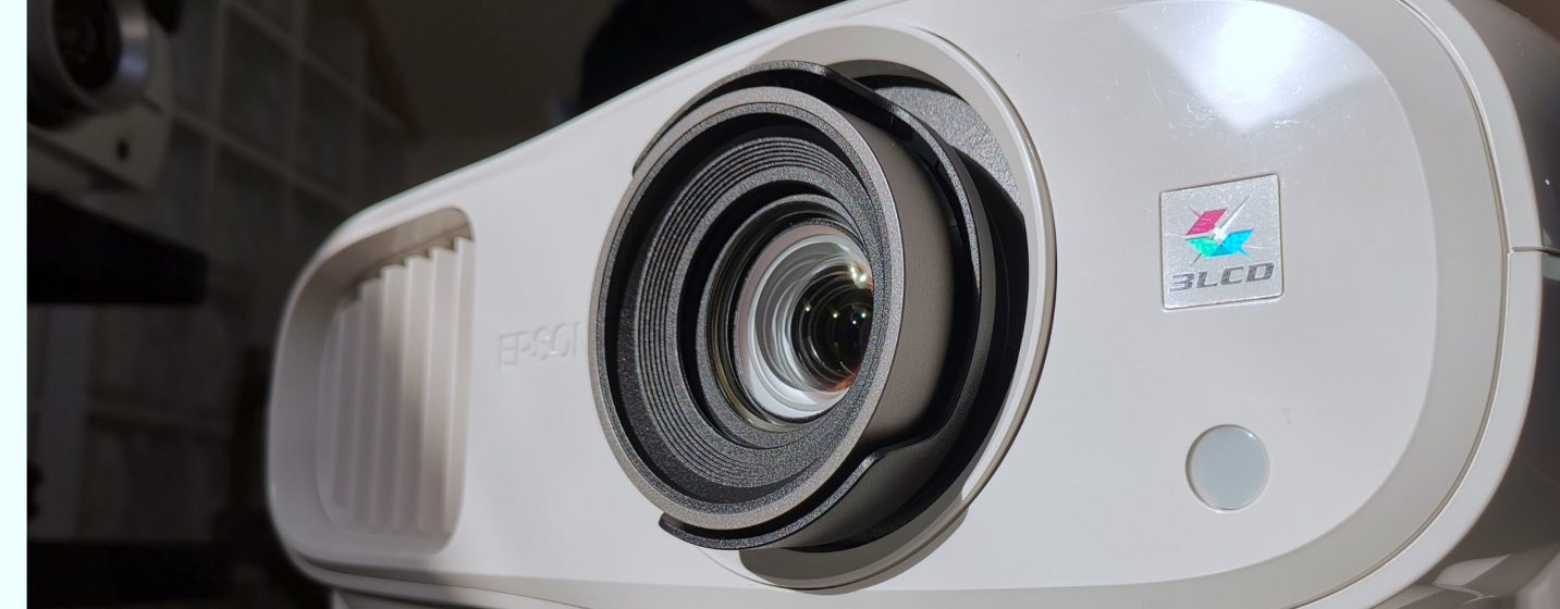 Epson Home entertainment projectors