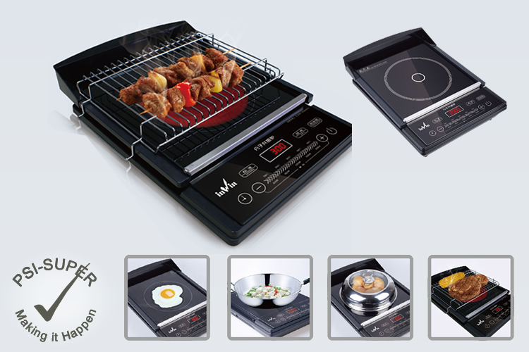PSI-Super – Induction Stove