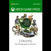 Xbox Game Pass 3 Month Membership (Xbox One)