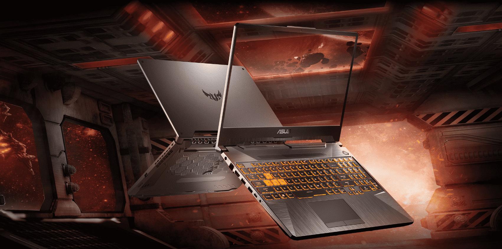 Asus TUF Gaming Laptops