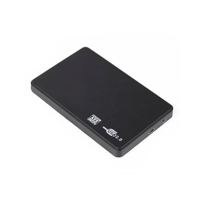 Baobab USB2.0 External HDD Enclosure – Black