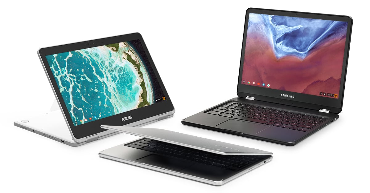 Best Chromebook Laptops
