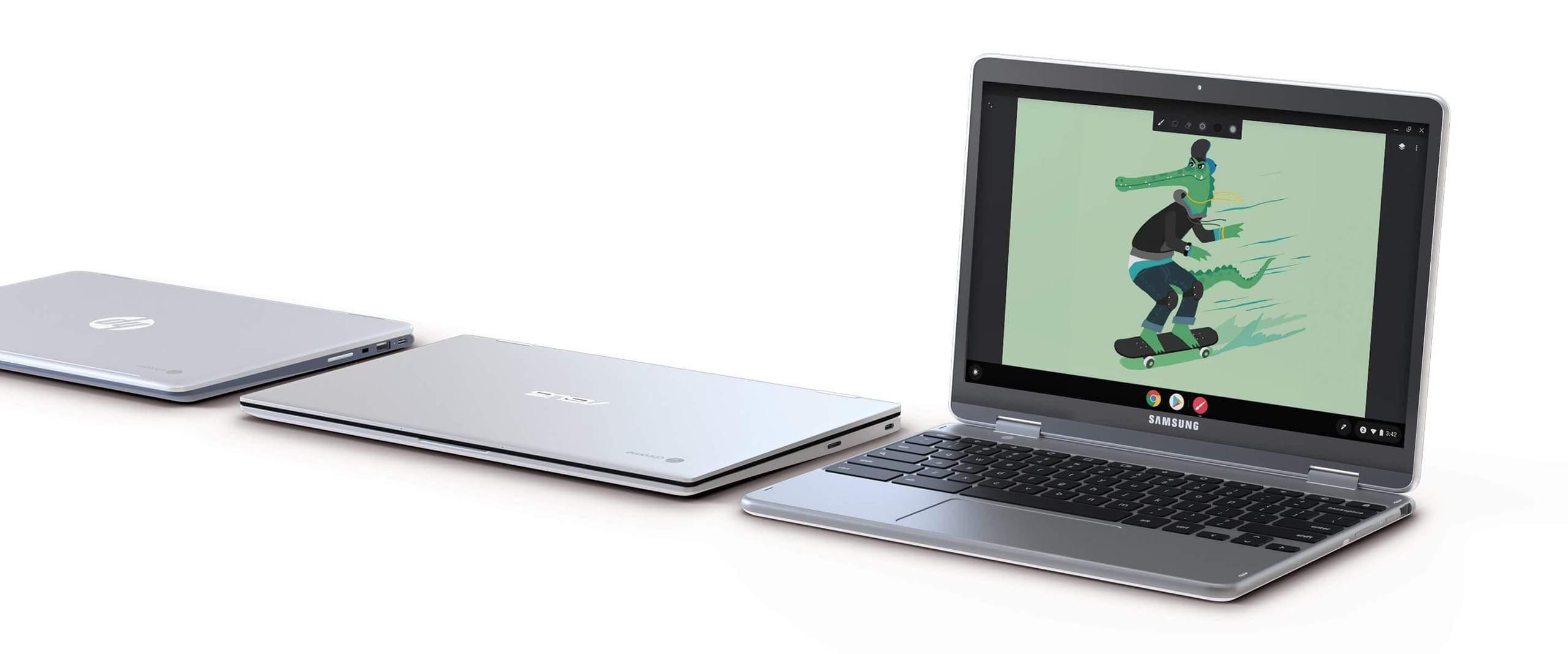 Chromebook Laptops