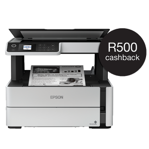 Epson M2140 3-in-1 Mono EcoTank Printer