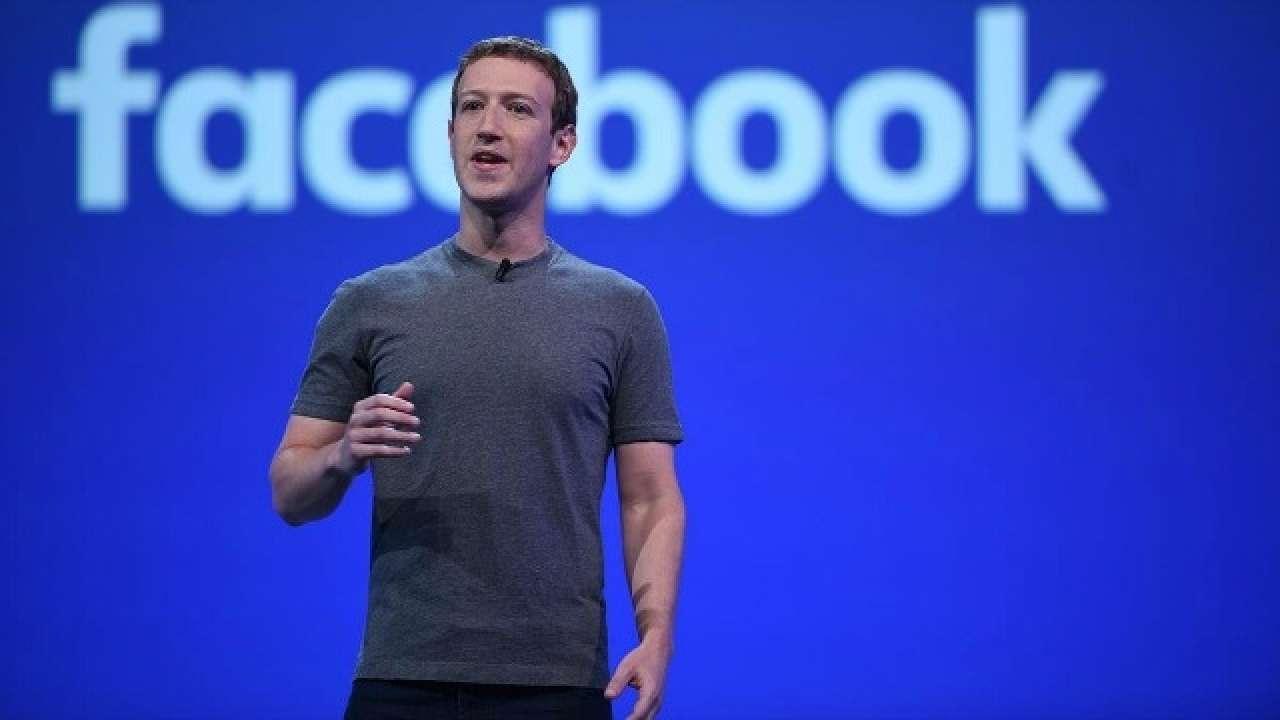 Facebook CEOMark Zuckerberg