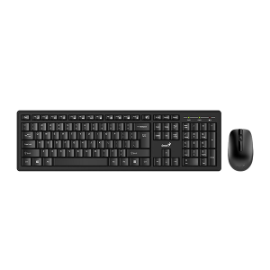 Genius KM-8200 Wireless Keyboard & Mouse Combo 1