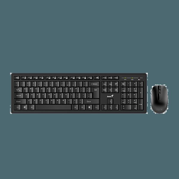 Genius KM-8200 Wireless Keyboard & Mouse Combo 1