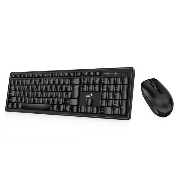 Genius KM-8200 Wireless Keyboard & Mouse Combo 2