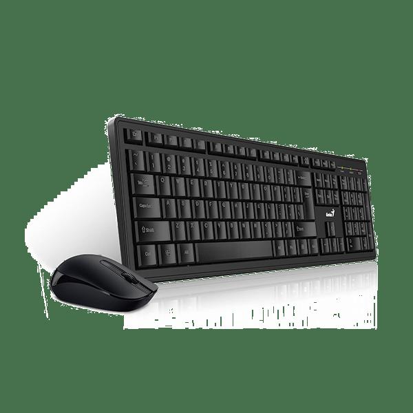Genius KM-8200 Wireless Keyboard & Mouse Combo 3
