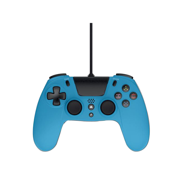 Gioteck VX-4 PS4 Wired Controller Blue