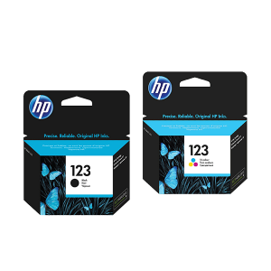 HP 123 Cartridge Bundle