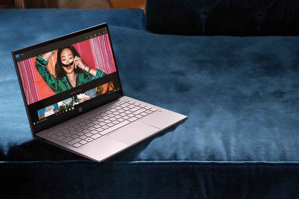 HP new Pavilion laptop range made with recycled plastics
