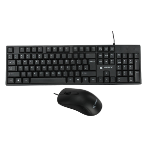 Karbon Lithium USB Keyboard & Mouse Combo