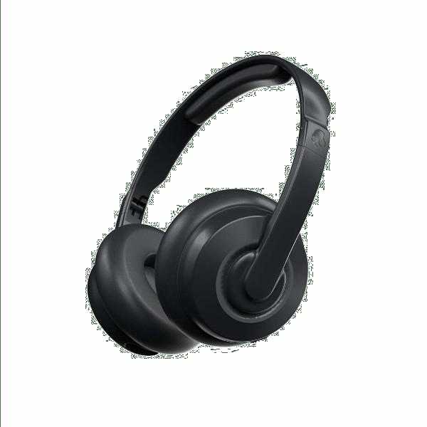 Skullcandy Cassette Wireless On-Ear Black Headphones 1
