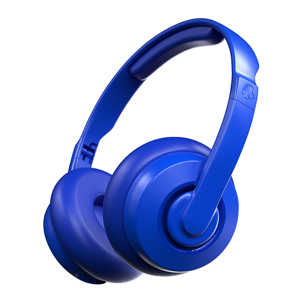 Skullcandy Cassette Wireless On-Ear Cobalt Blue Headphones 1