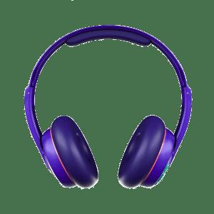 Skullcandy Cassette Wireless On-Ear Retro Purple Headphones 1
