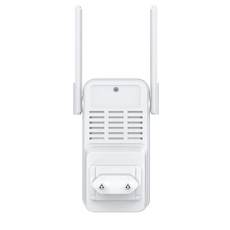 300Mpbs Wireless N Wall Plugged Range Extender 3