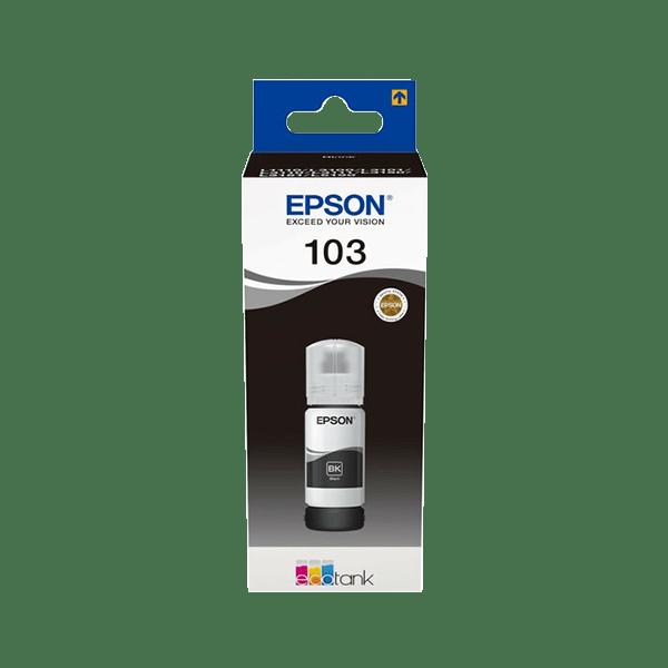 Epson 103 Ecotank Black Ink Bottle