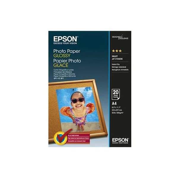 Epson Photo Paper Glossy