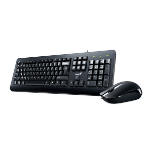 Genius USB KM-125 Keyboard & Mouse Combo