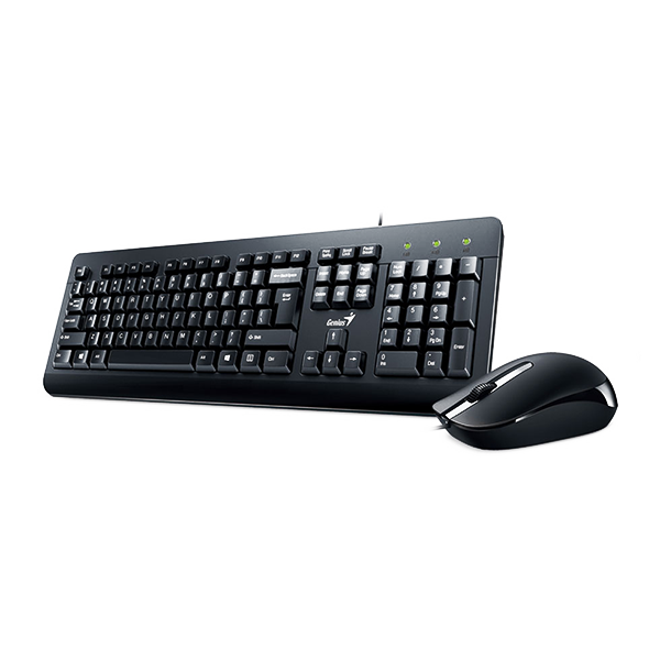 Genius USB KM-125 Keyboard & Mouse Combo