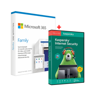 Laptop Software Family Bundle