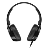 Skullcandy Riff Wired Headphone Black 1