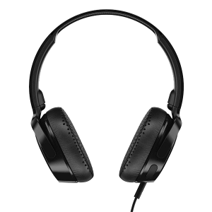 Skullcandy Riff Wired Headphone Black 1