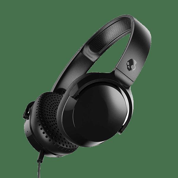 Skullcandy Riff Wired Headphone Black 2