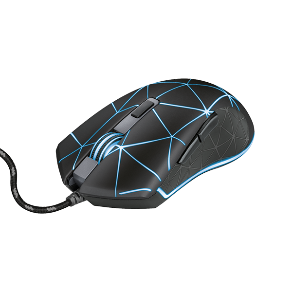Trust GXT 133 Locx Gaming Mouse 1