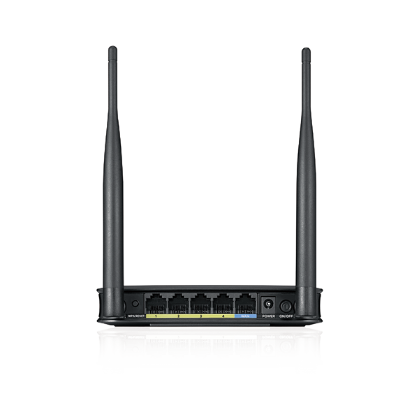 Zyxel Wireless N300 Home Router 2