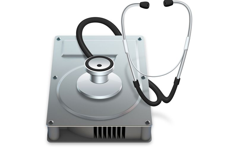 hard drive health