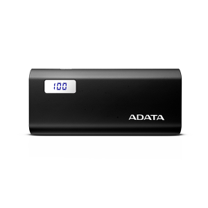 Adata Power Bank 12500 MAH Black