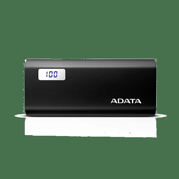 Adata Power Bank 12500 MAH Black