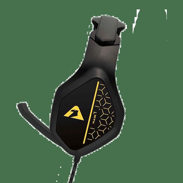 Armaggeddon Pulse 7 Mobile headphones Yellow