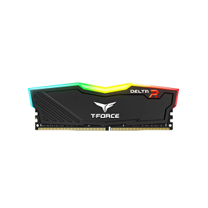 Delta RGB 8GB DDR4 Gaming Memory black