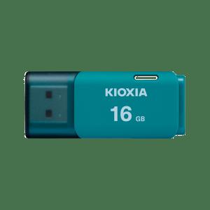 Kioxia 16GB 2.0 USB, for Windows & Mac, Aqua