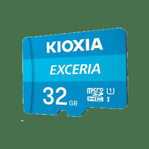 Kioxia 32GB MicroSD Card C10 Exceria
