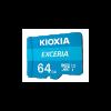 Kioxia 64GB Micro SD Card C10 Exceria