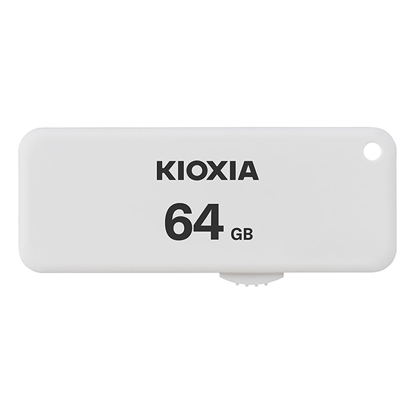 Kioxia 64Gb 3.2 Slider USB for Windows & Mac