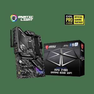Msi MPG Z490 GAMING EDGE WIFI Motherboard