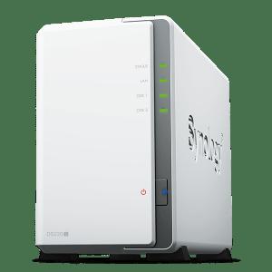 Synology DiskStation DS220j Cloud Storage 1