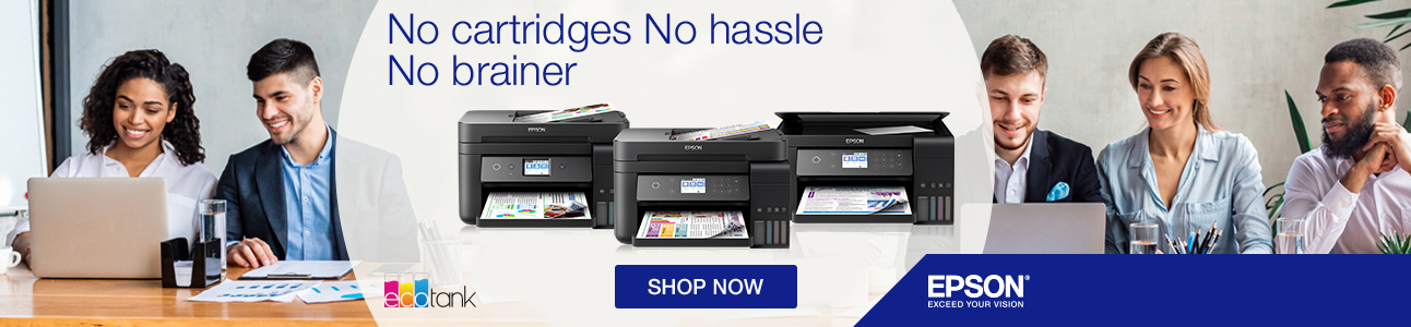 Epson business banner