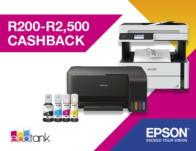 Epson Cash Back Jan