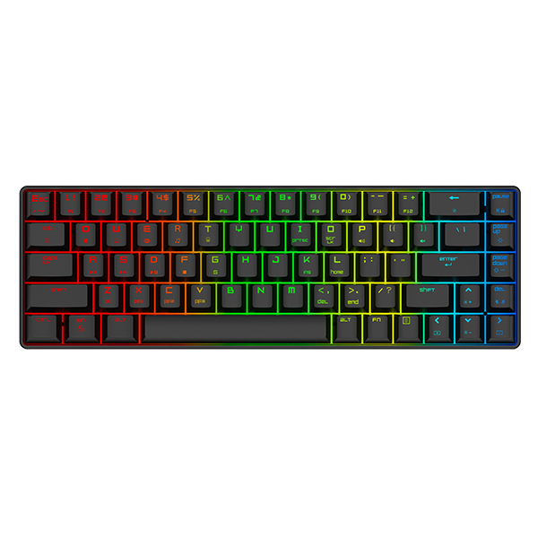 Batknight Mechanical Gaming Keyboard BK304 2