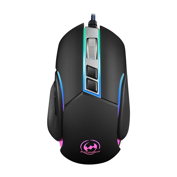Batknight RGB Programmable Gaming Mouse 3