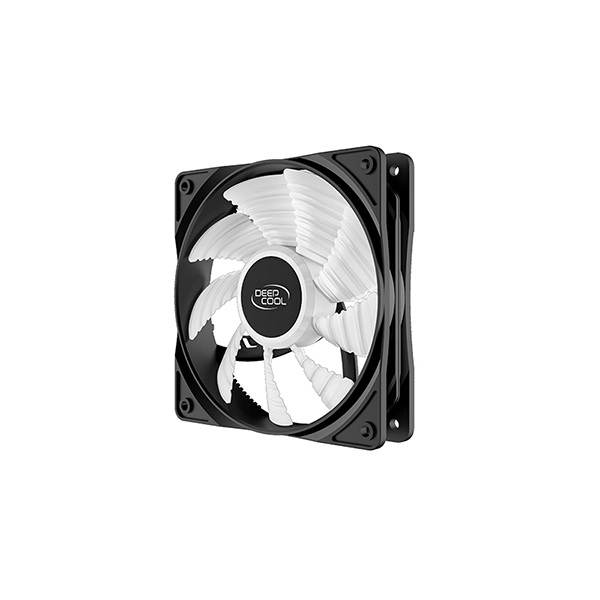 Deepcool RF120 White LED Fan 1