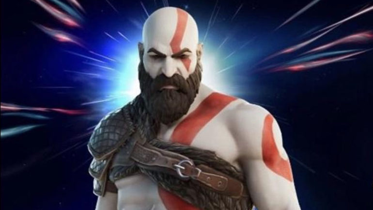 God of War Kratos is coming to Fortnite